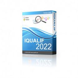 IQUALIF 法国黄白页,个人和商业