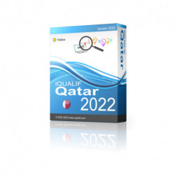 IQUALIF Marokko Gul, Professionelle, Forretning