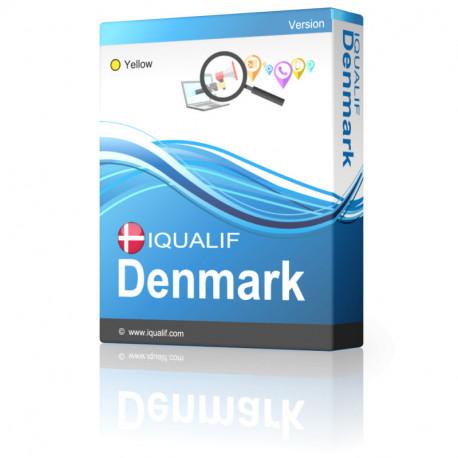 IQUALIF Danmark Gule, Forretningsfolk, Bedrifter